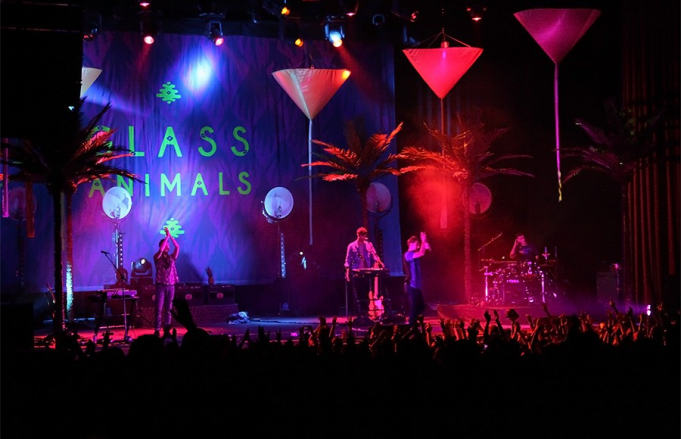 Glass Animals at Virginia Credit Union LIVE!