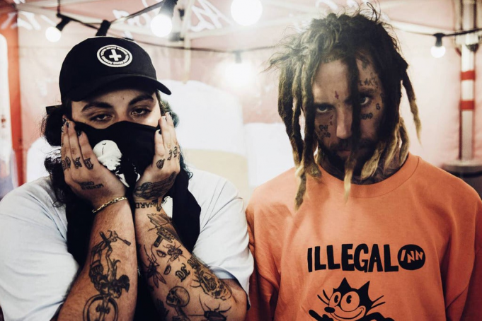 Suicideboys, Chief Keef, Turnstile, Night Lovell & Germ at Virginia Credit Union LIVE!